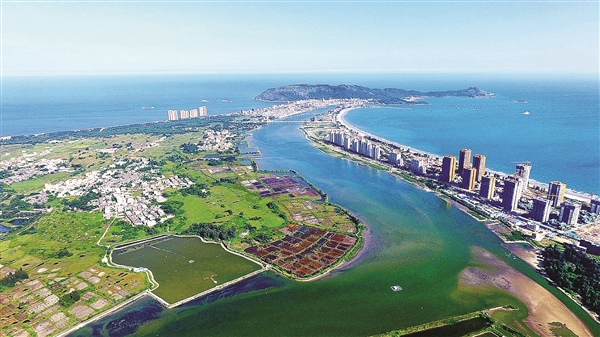 Huizhou to Launch More Marine Tourism Products